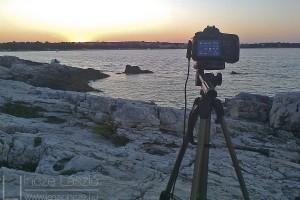 Canon 60D - timelapse Samyang 14mm f2.8